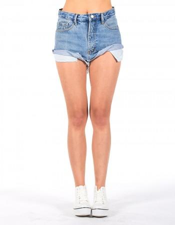 Levis vintage shorts light blue