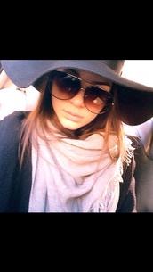 hat,kendall jenner,sunglasses