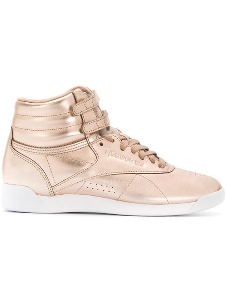 women sneakers leather grey metallic shoes