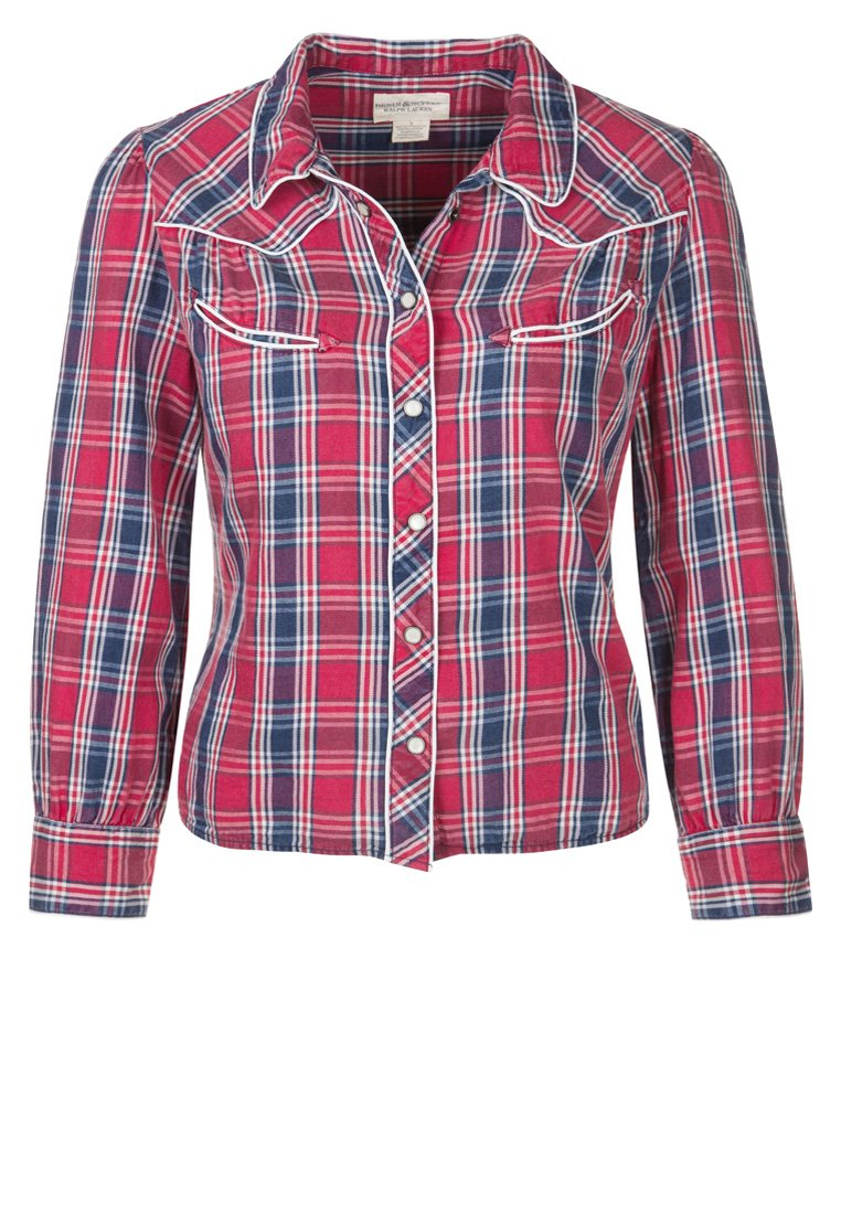 Denim & Supply Ralph Lauren MUSTANG - Bluse - jessie plaid - Zalando.de