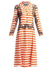 dress,print,orange