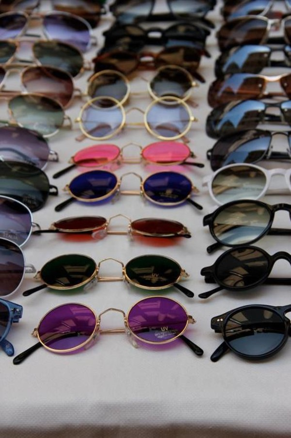 sunglasses round glasses hipster hippie neon color pink sunglasses vintage black sunglasses round sunglasses round sunglasses summer vintage sunglasses sunlayne hippie cute fashion colored lenses circular sunglasses lennon glasses colorful teenagers cool small lennon sunglasses