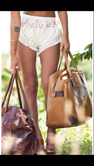 bag leather leather bag brown bag beige beige bag brown