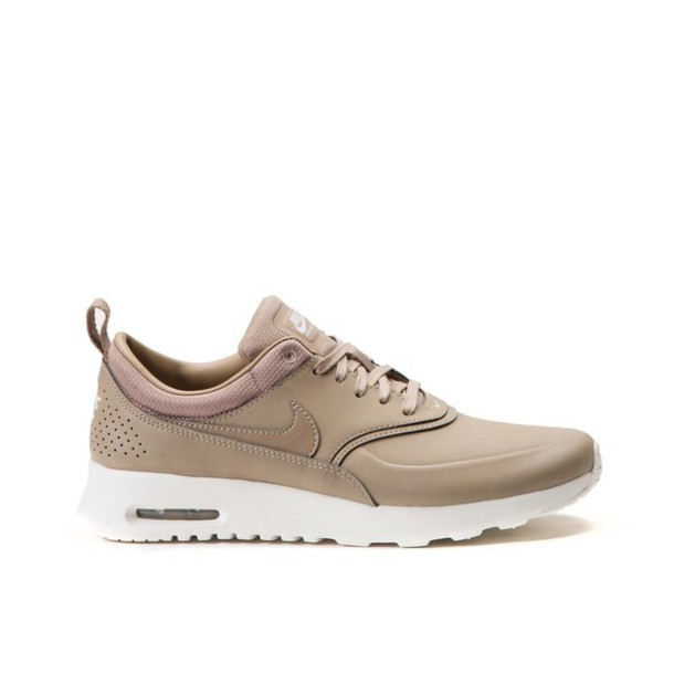rock-bottom price more photos super cheap compares to shoes, nike air max thea beige