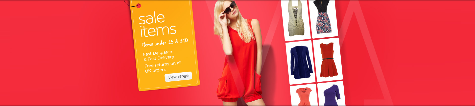 Womens Clothes, High Street Fashion - Buy Online From WearAll.com