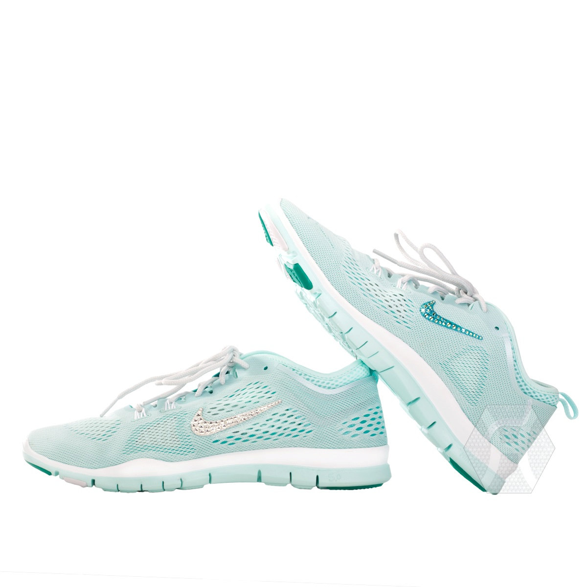Nike Free 5.0 TR Fit 4 Breath in Mint Candy White TurboGreen almost ... 32da09487f16