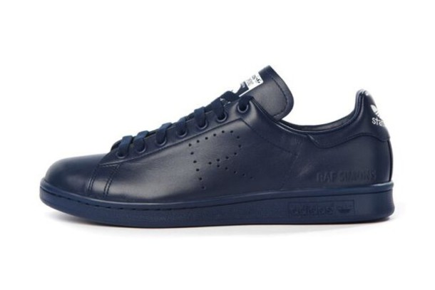 shoes adidas yeezy stan smiths black sneakers