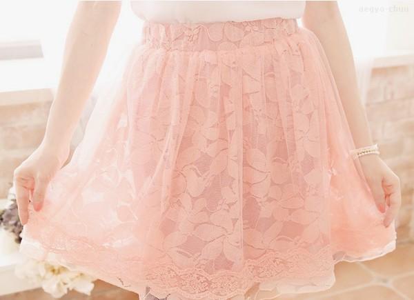 skirt little skirt pale girly