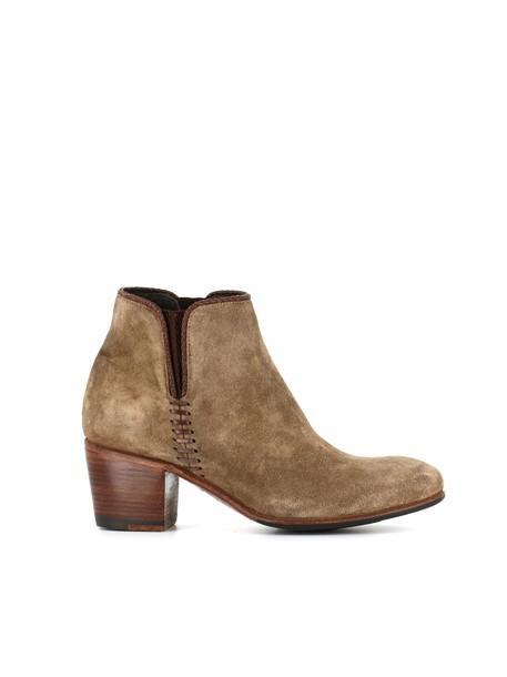 ALBERTO FASCIANI ankle boots beige shoes