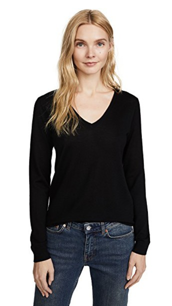 Club Monaco sweater black