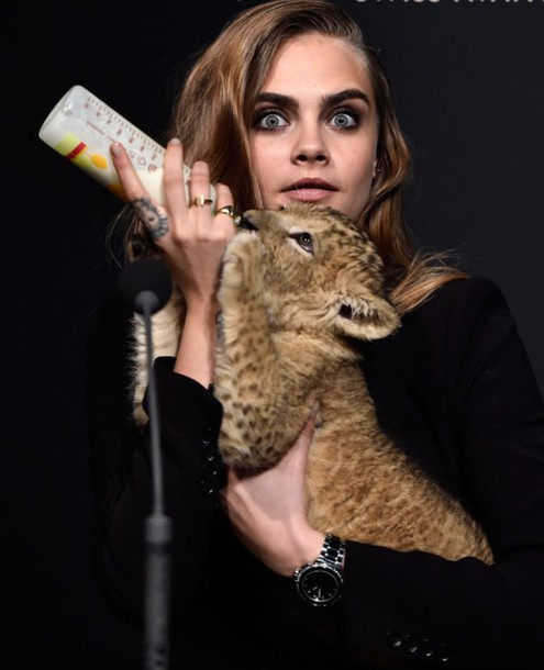 jewels cara delevingne cute