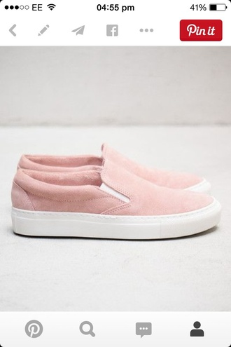 shoes pink pink shoes white lush girly cute pretty basic