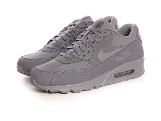 nike air max 90 essential all grey