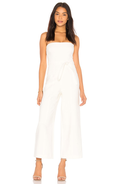 jumpsuit white
