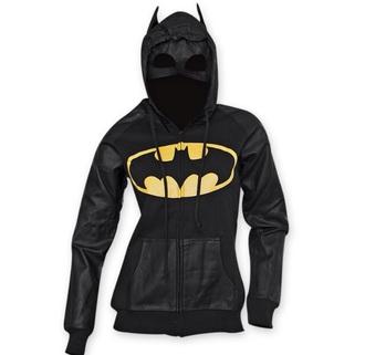 jacket black black jacket batman hoodie mask
