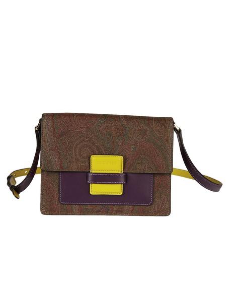 ETRO bag shoulder bag paisley