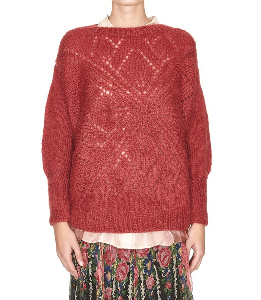 MES DEMOISELLES sweater red