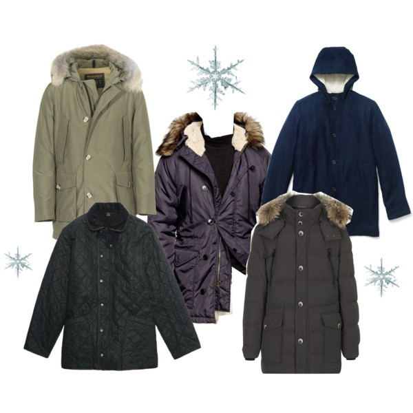 Manday: Winter Jackets - Polyvore