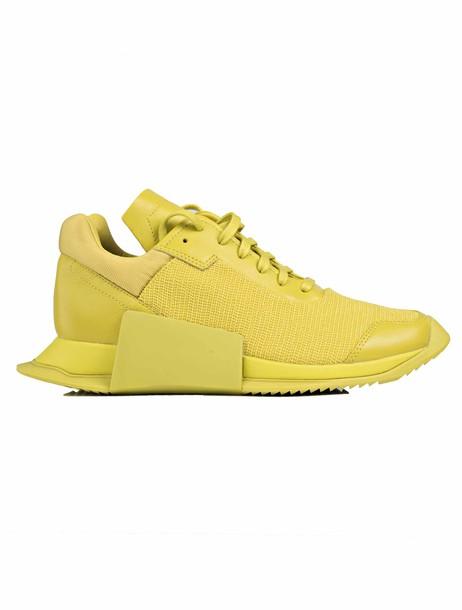 Rick Owens X Adidas shoes
