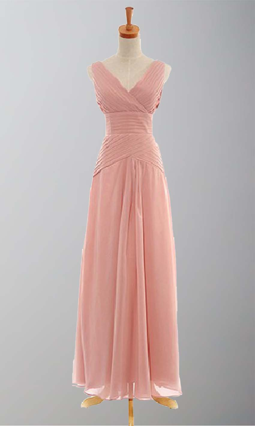 Decent Draped V-neck Long Formal Dress KSP019 [KSP019] - £93.00 : Cheap Prom Dresses Uk, Bridesmaid Dresses, 2014 Prom & Evening Dresses, Look for cheap elegant prom dresses 2014, cocktail gowns, or dresses for special occasions? kissprom.co.uk offers various bridesmaid dresses, evening dress, free shipping to UK etc.