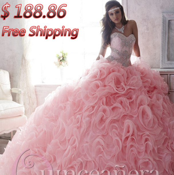 dress, quinceanera dress, 2016, party dress, detachable skirt, house ...
