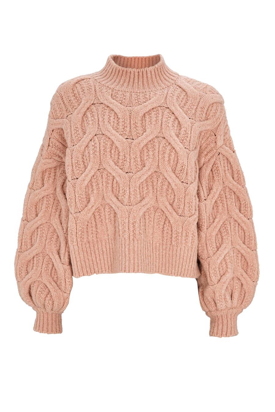 Jersey Pink Knot - Mypeeptoeshop