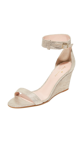Kate Spade New York Ronia Wedges - Old Gold