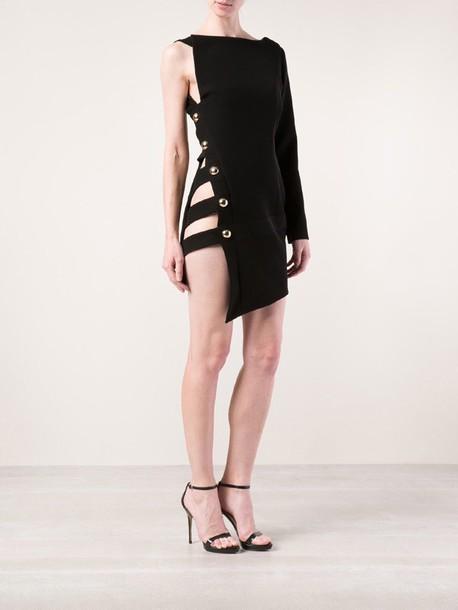dress nicki minaj collection slit dress