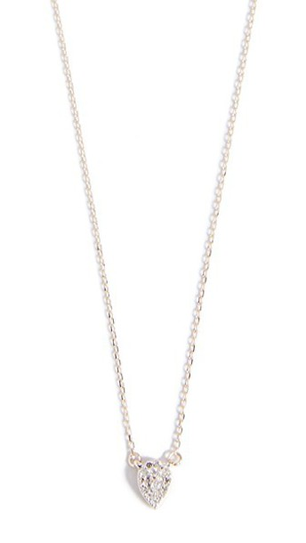 Adina Reyter necklace gold yellow jewels
