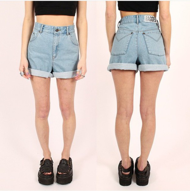 75fc8ac534a shorts denim denim shorts grunge style spring summer fashion shoes