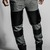 ZRenee Clothing – Men's Leather Patched Joggers