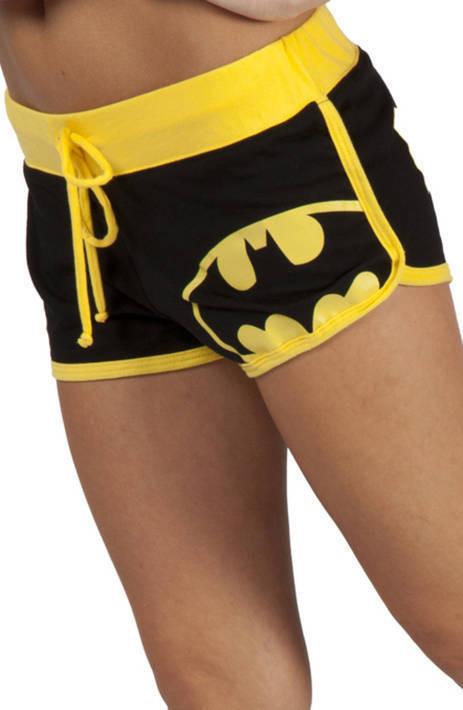 Batman Boy Shorts
