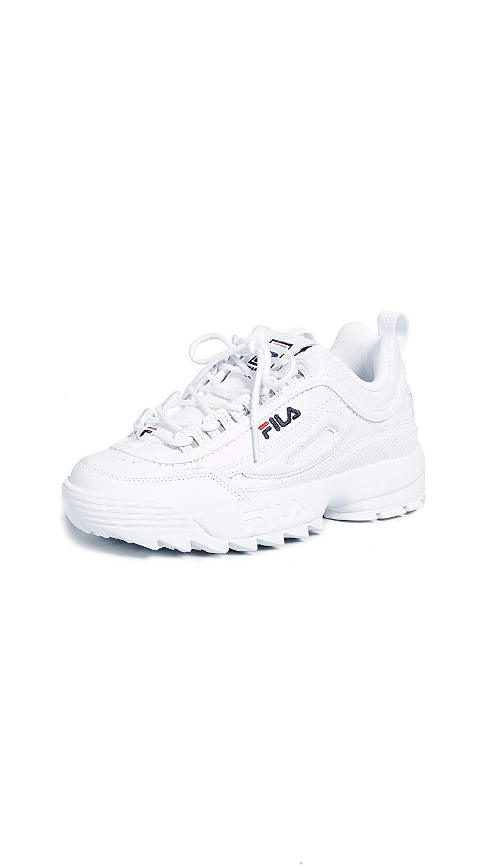 378c9311443dd Amazon.com: Fila Women's Disruptor II Premium Sneakers: Shoes
