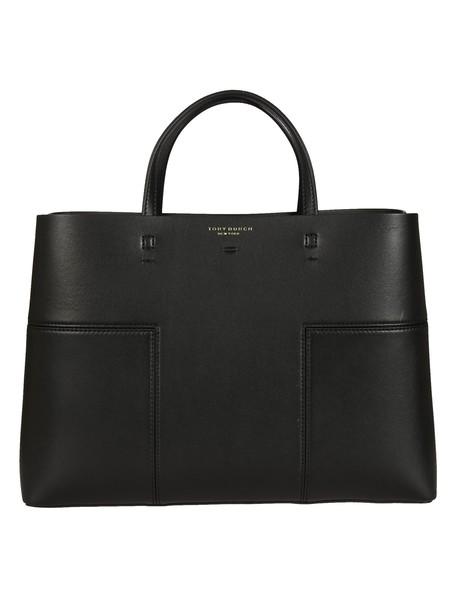 Tory Burch triple black bag