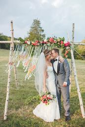 ruffled blog,blogger,wedding,wedding dress,boho wedding dress,groom wear