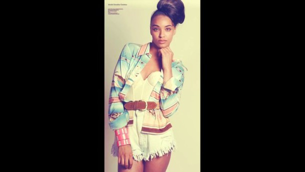 blouse blue #vintage #pink #top #shirt #shorts