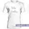 Hello goodbye unisex t-shirt - teenamycs