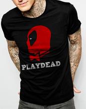 t-shirt,deadpool