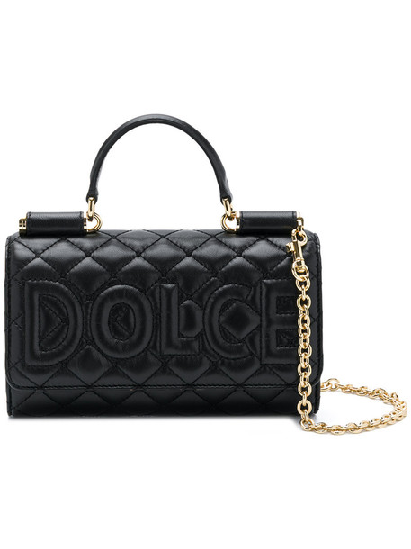 Dolce & Gabbana mini women bag black