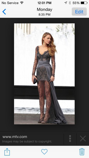 dress serena van der woodsen