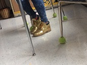 shoes,timberlands and sparkles