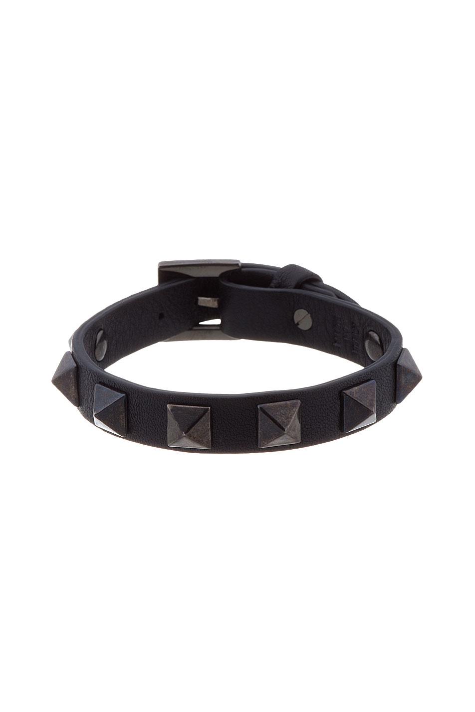 Rockstud bracelet - Black Valentino n03YAhXG