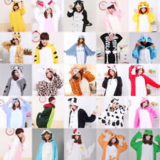 NEW!Anime Kigurumi Pajamas Cosplay Costume unisex Adult Onesie Dress/Hoodie | eBay
