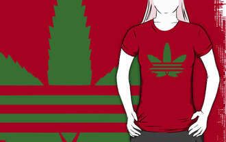 shirt joint thc maryjuana marijuana weed