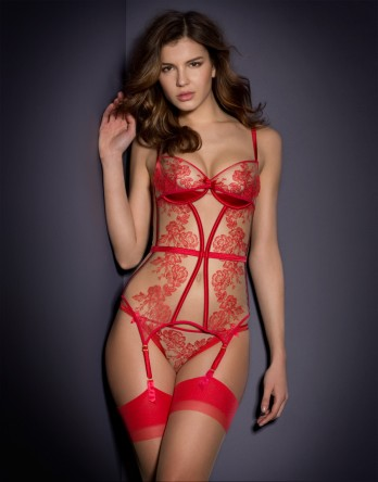 Gloria by Agent Provocateur - Gloria Basque