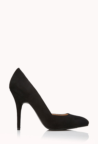 Posh Almond Pumps | FOREVER21 - 2000126479