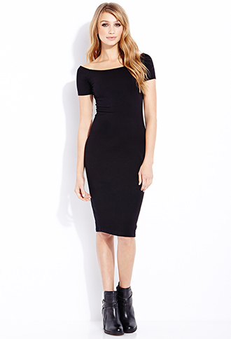Must-Have Midi Dress | FOREVER21 - 2000072095