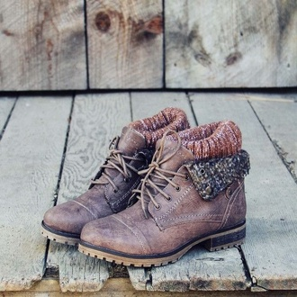 shoes boots fall outfits lace ups brown brown leather boots