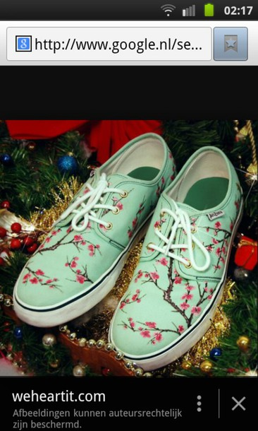 shoes arizona green pink
