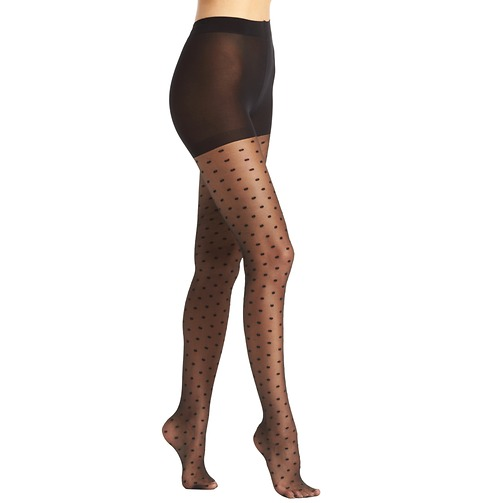 Sheer Dot Tights | Loft